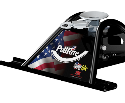 #2600 SuperLite fifth wheel hitch by PullRite