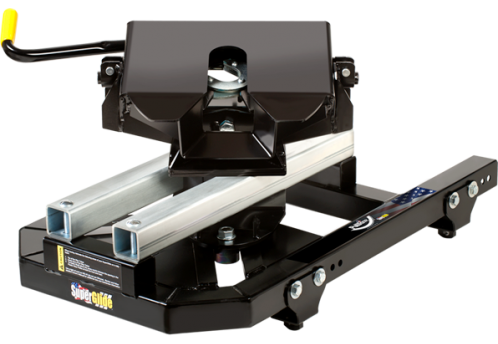 #2700 ISR Series 16K SuperGlide, Automatically Sliding Fifth Wheel Hitch for Short Bed Trucks