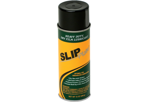SlipPlate™ Dry Lubricant/Graphite Spray for use with #4100 and #4400 SuperGlides