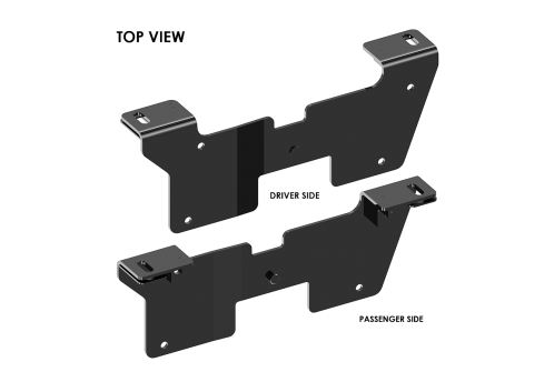 #2768 Chevy/GMC Custom Brackets
