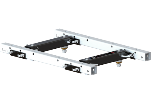 Industry Standard to OE Puck Rail Adapter