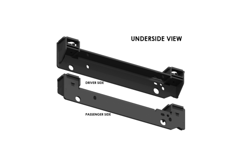 #2324 ISR Series SuperRail 24K Custom Mounting Kit