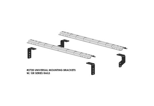 #2720 ISR Series 20K Universal Mounting Kit