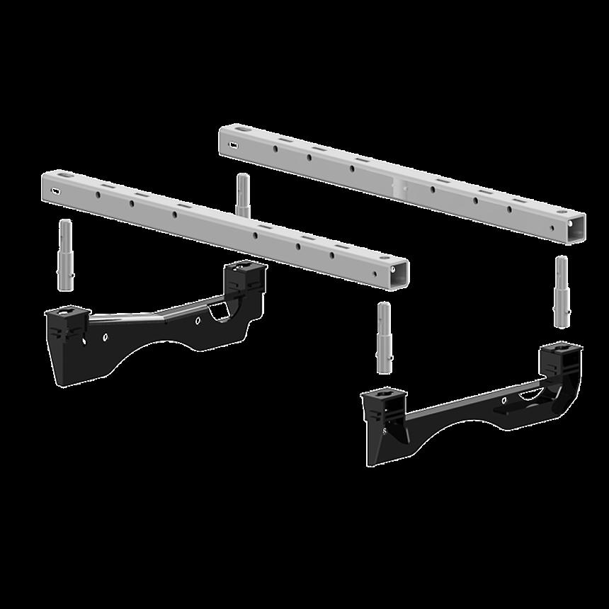 Pulliam Enterprises 3319 SuperRail Frame Brackets and Hardware
